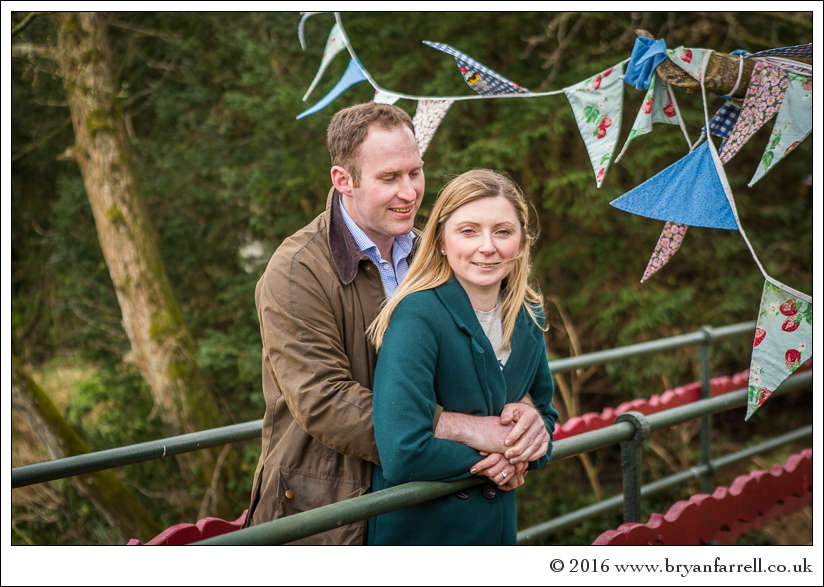 engagement photography Haselbury Mill TE 15