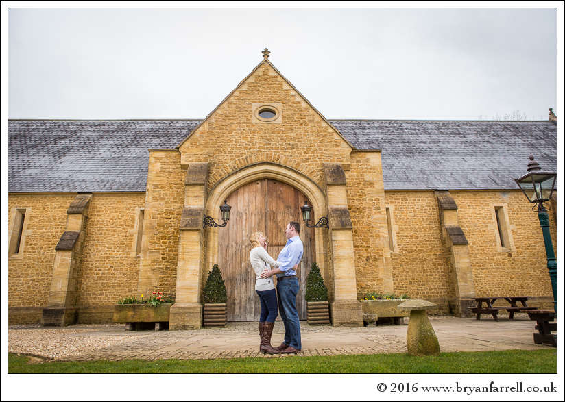 engagement photography Haselbury Mill TE 22