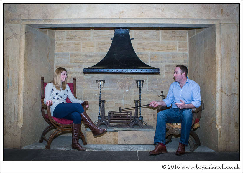 engagement photography Haselbury Mill TE 29