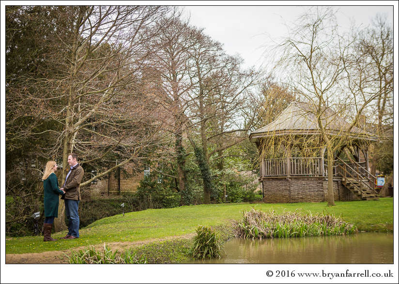 engagement photography Haselbury Mill TE 4