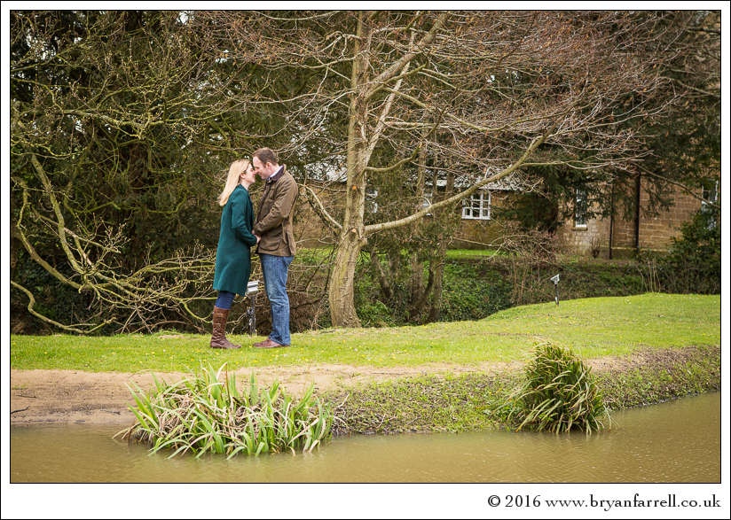 engagement photography Haselbury Mill TE 5