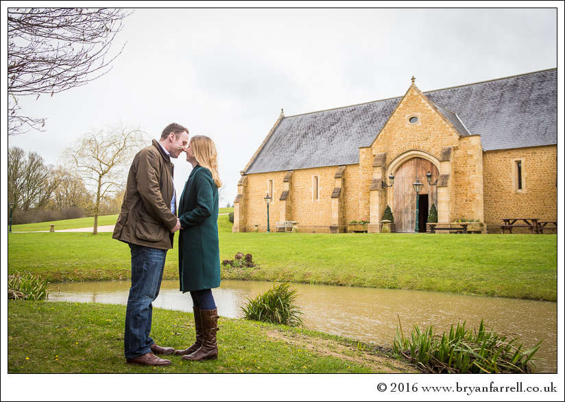 engagement photography Haselbury Mill TE 6