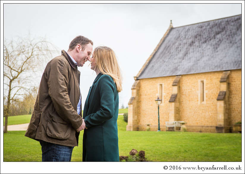 engagement photography Haselbury Mill TE 7