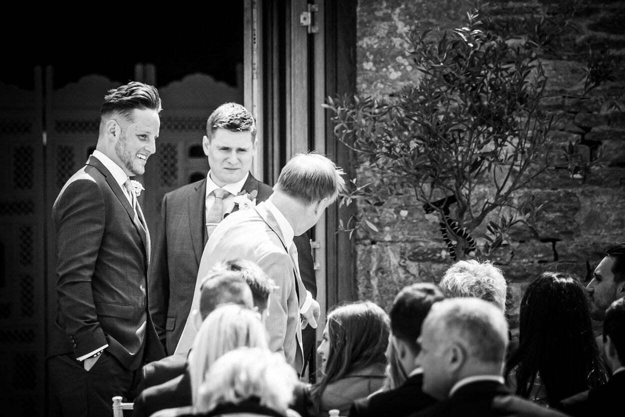oxleaze barn wedding JS 19