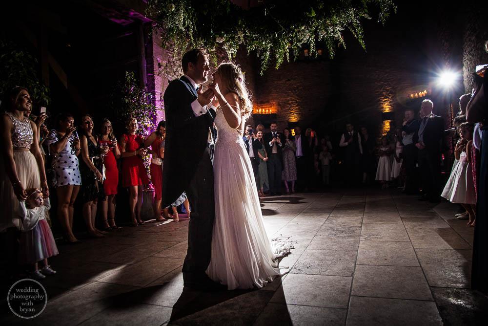 stone barn wedding 155