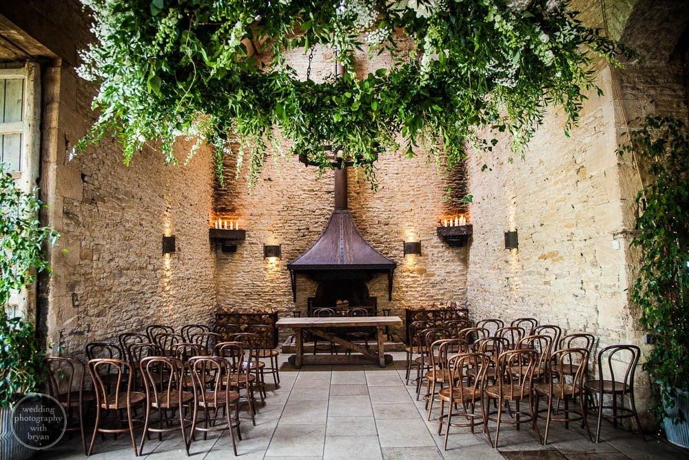 stone barn wedding 17