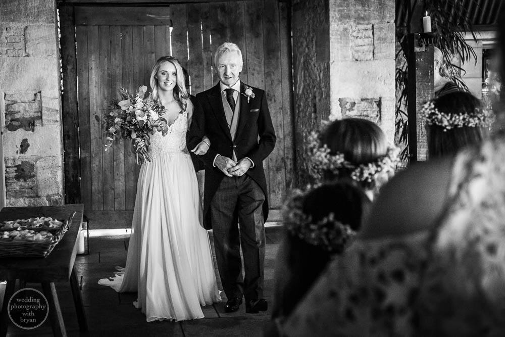stone barn wedding 39