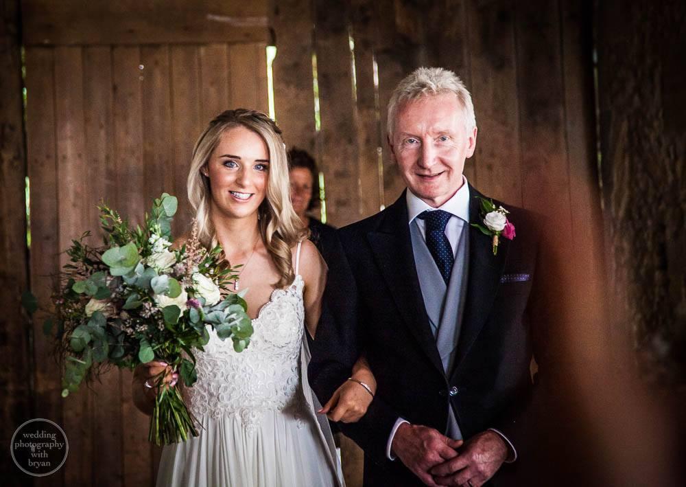 stone barn wedding 40