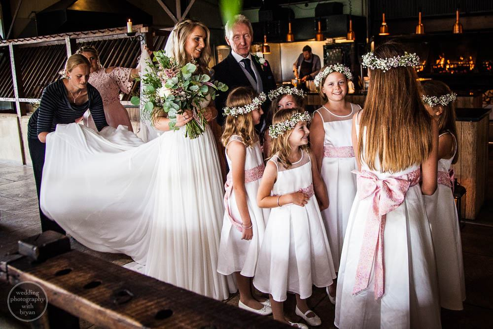 stone barn wedding 42