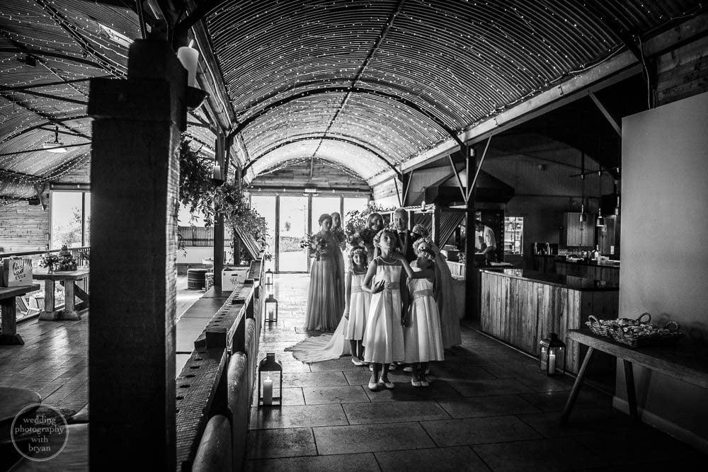 stone barn wedding 45