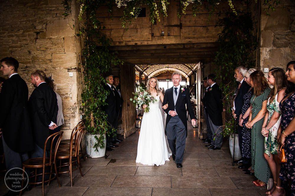 stone barn wedding 47