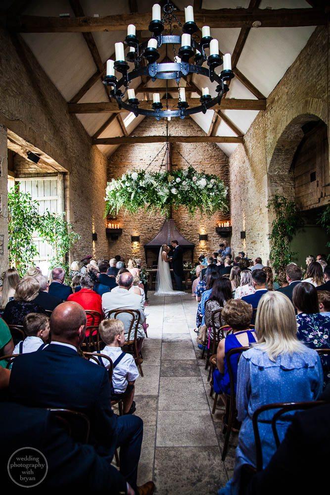 stone barn wedding 54