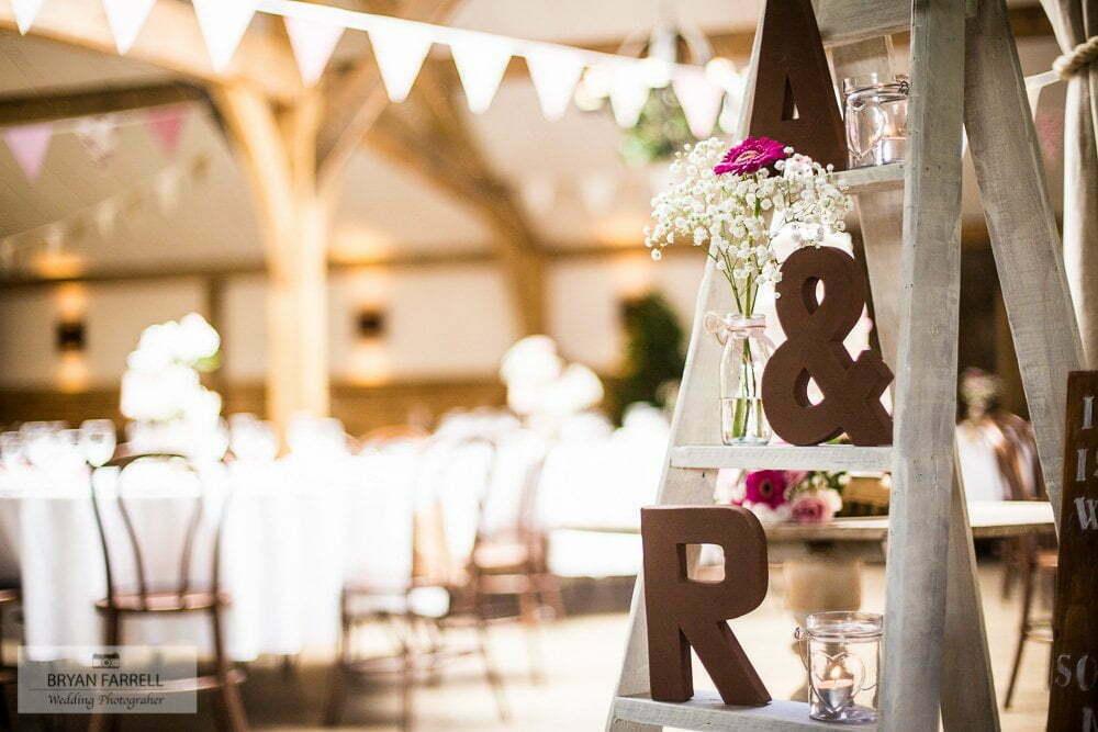 wedding at Cripps Barn 118