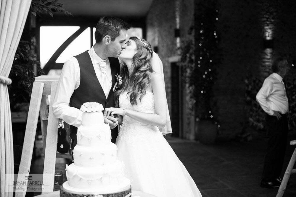 wedding at Cripps Barn 230