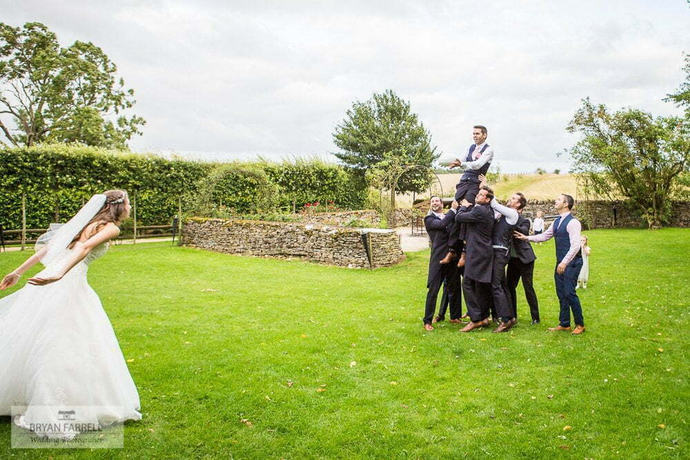 wedding at Cripps Barn 261