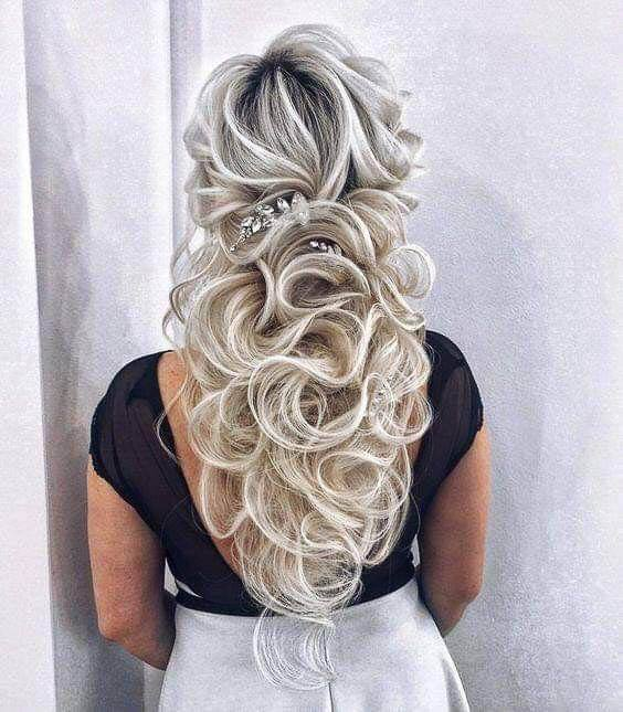 wedding hairstyles 70