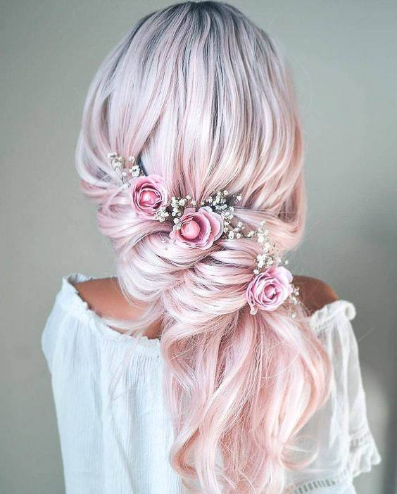 wedding hairstyles 80