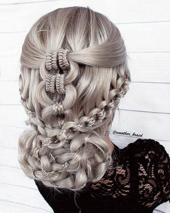 wedding hairstyles 9
