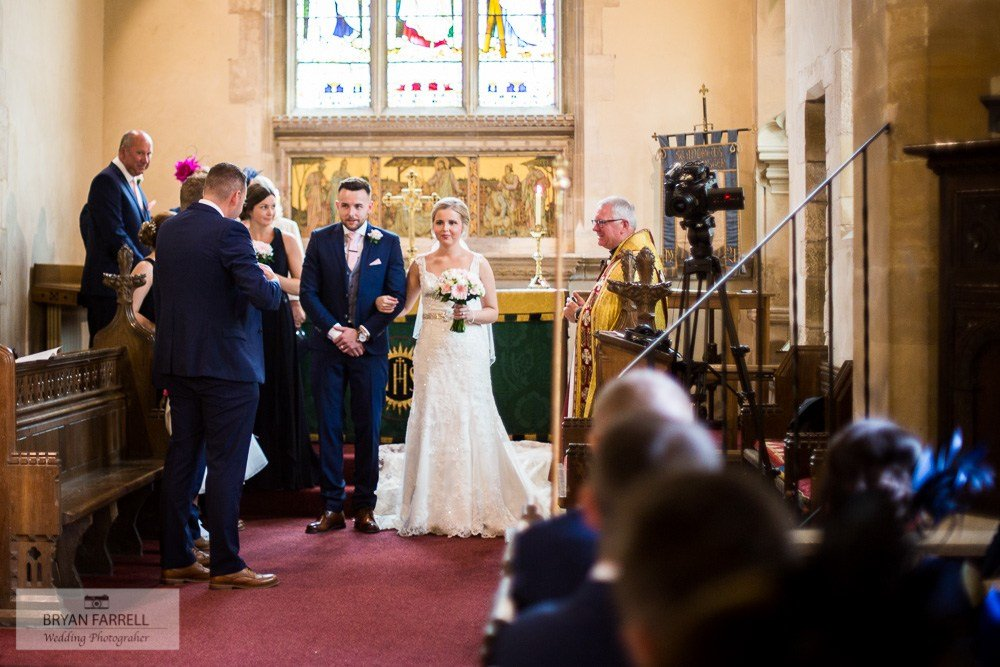 whitminster inn wedding 107