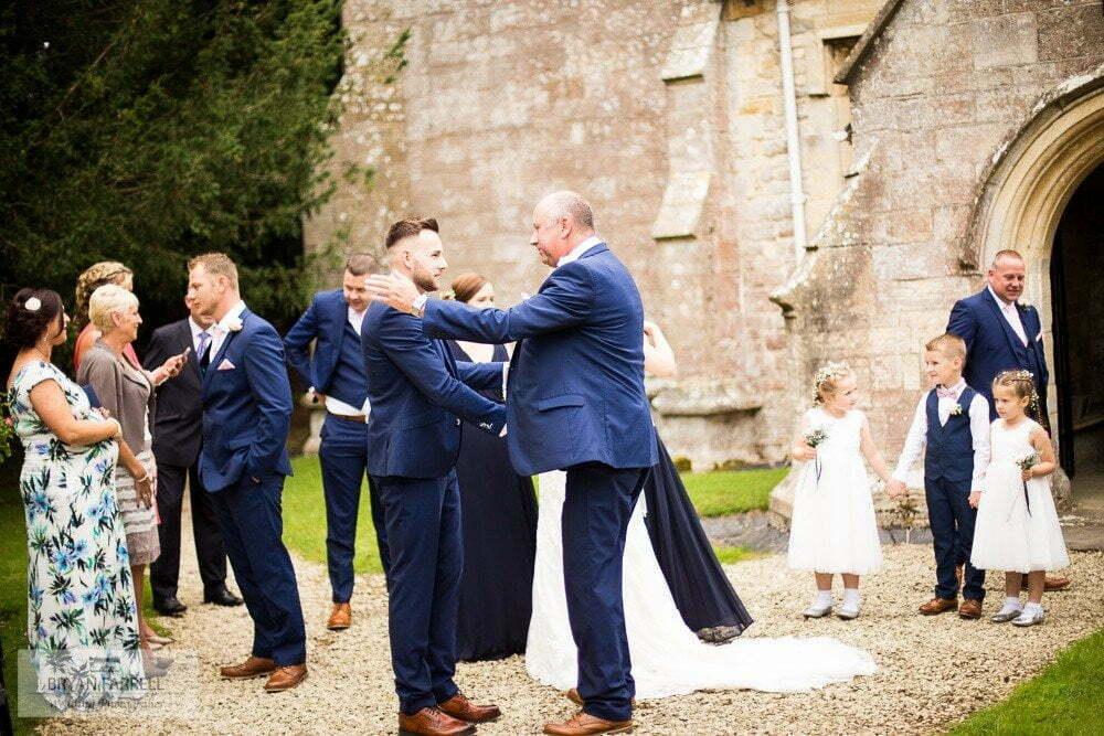 whitminster inn wedding 111