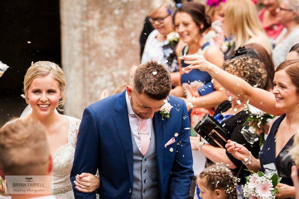 whitminster inn wedding 124