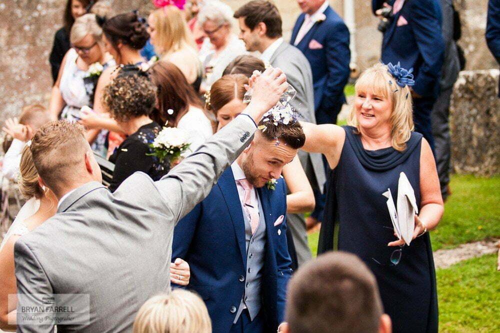 whitminster inn wedding 126