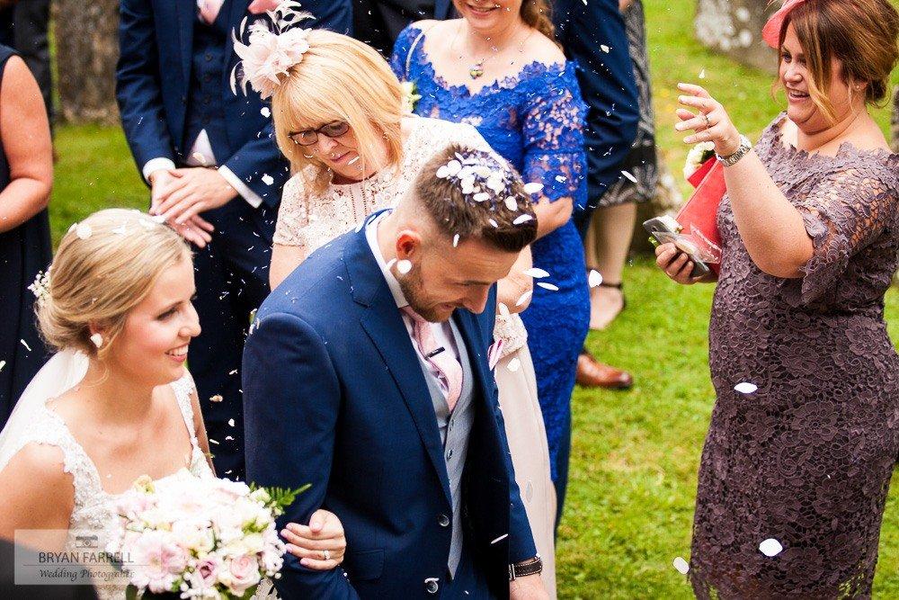 whitminster inn wedding 127