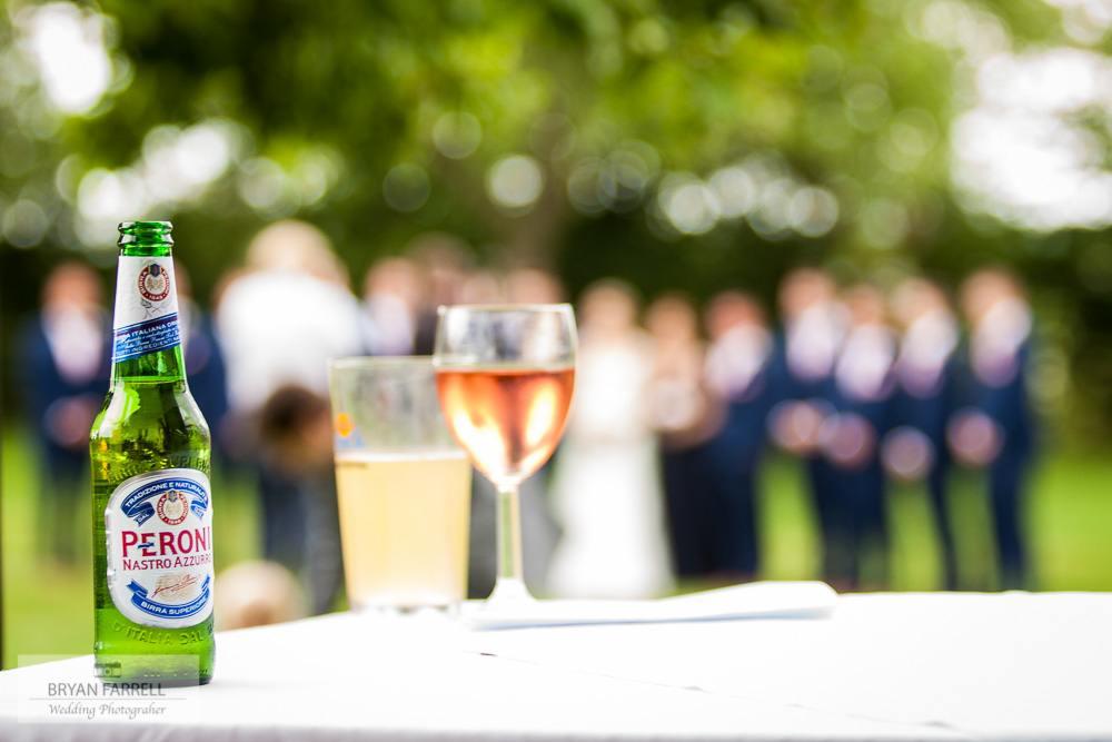 whitminster inn wedding 179
