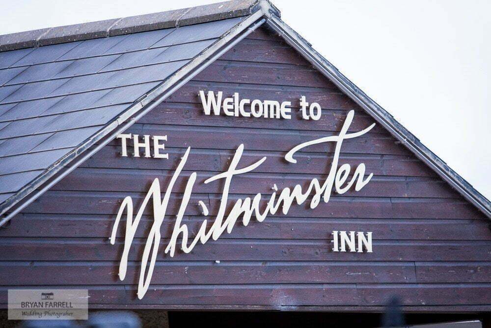 whitminster inn wedding 19