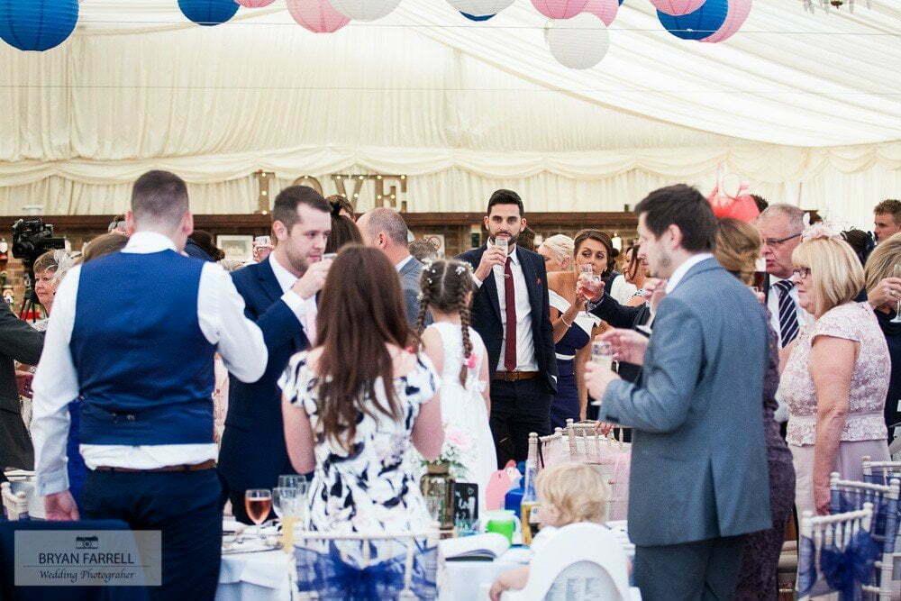 whitminster inn wedding 205