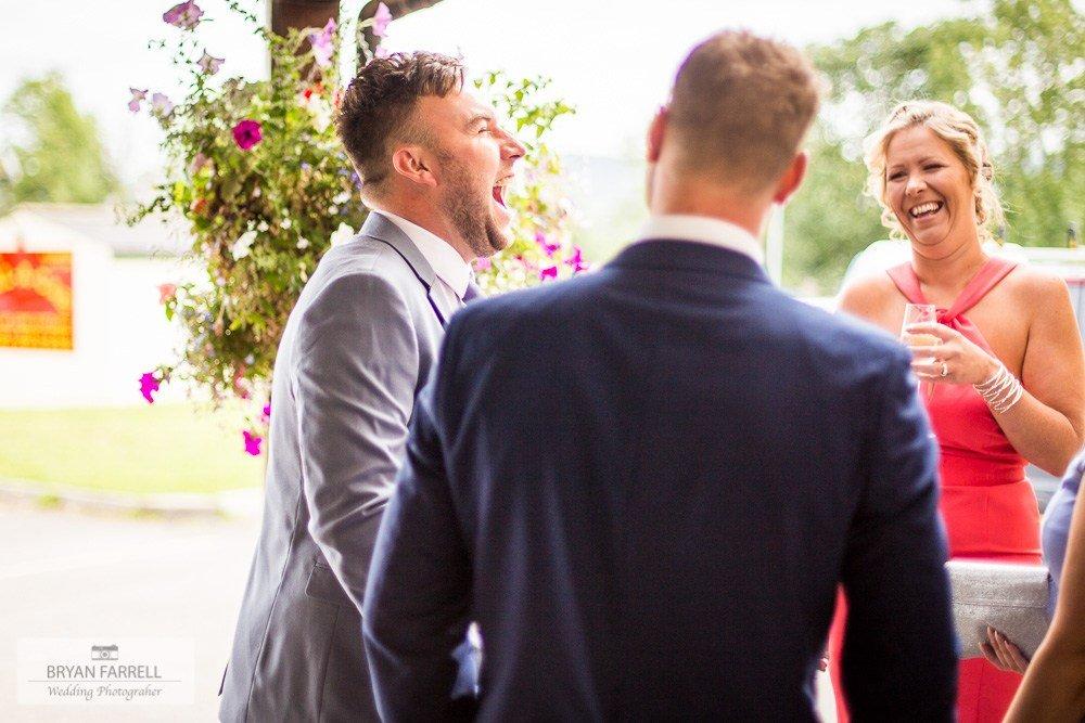 whitminster inn wedding 21