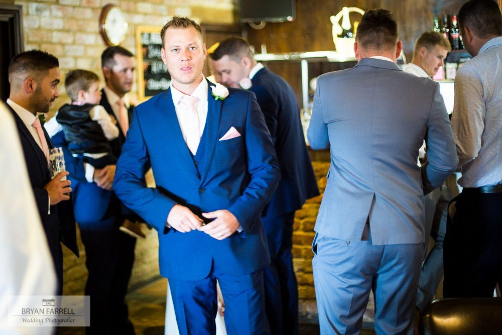 whitminster inn wedding 23