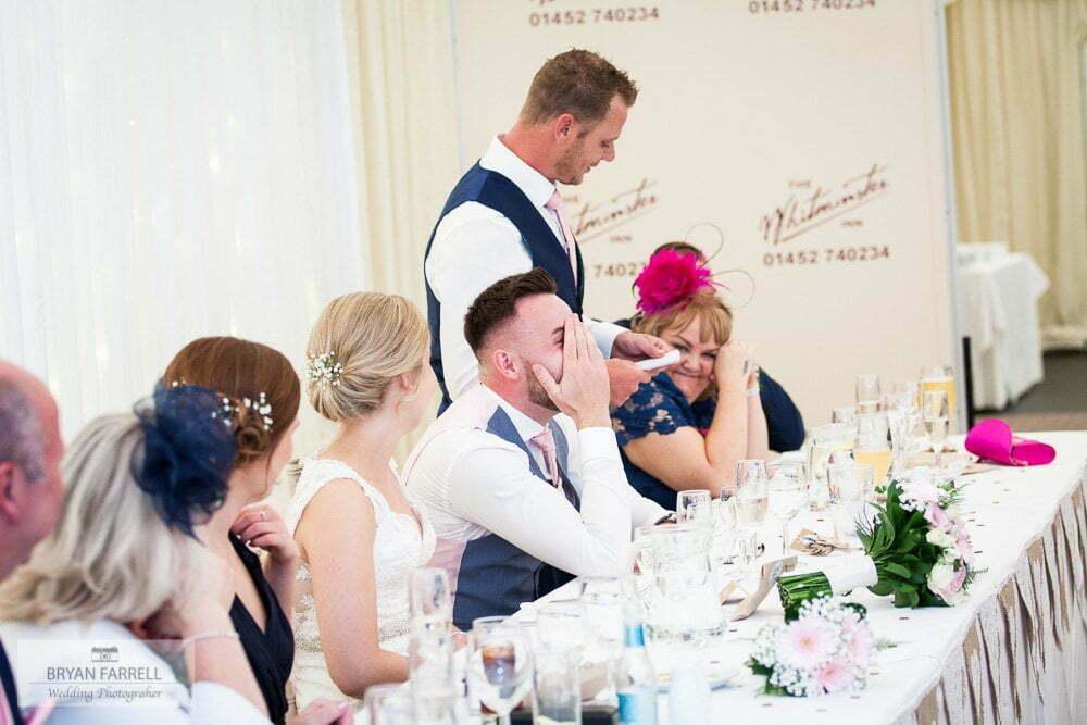 whitminster inn wedding 234