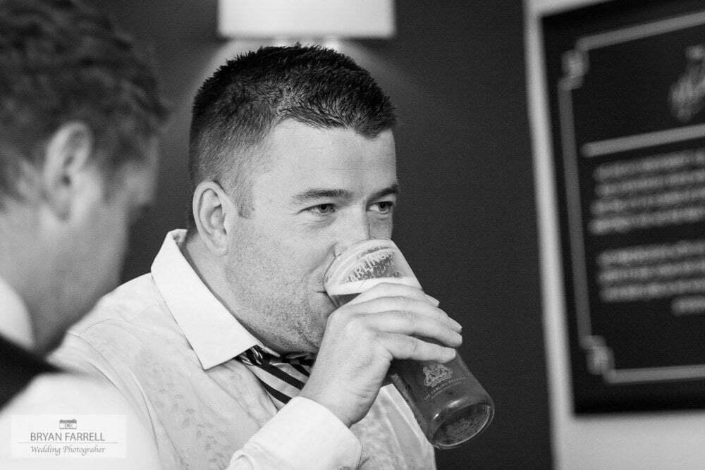 whitminster inn wedding 27
