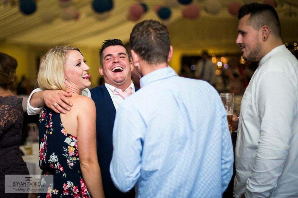 whitminster inn wedding 279