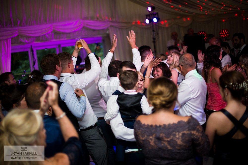 whitminster inn wedding 299