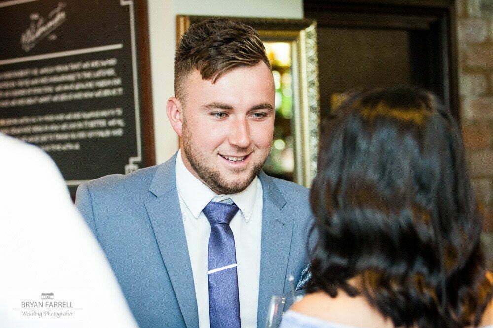 whitminster inn wedding 36