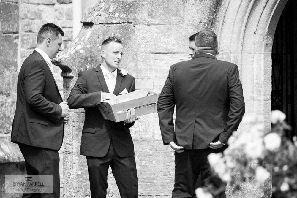 whitminster inn wedding 40