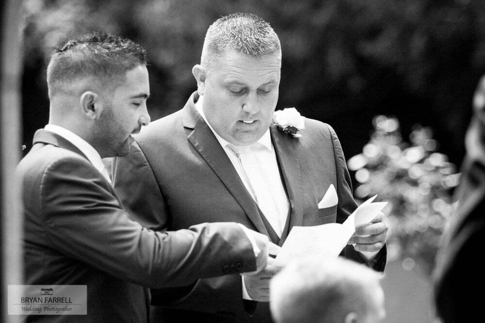 whitminster inn wedding 42