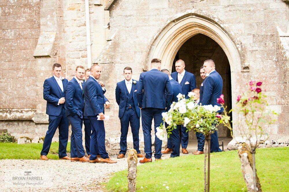 whitminster inn wedding 43