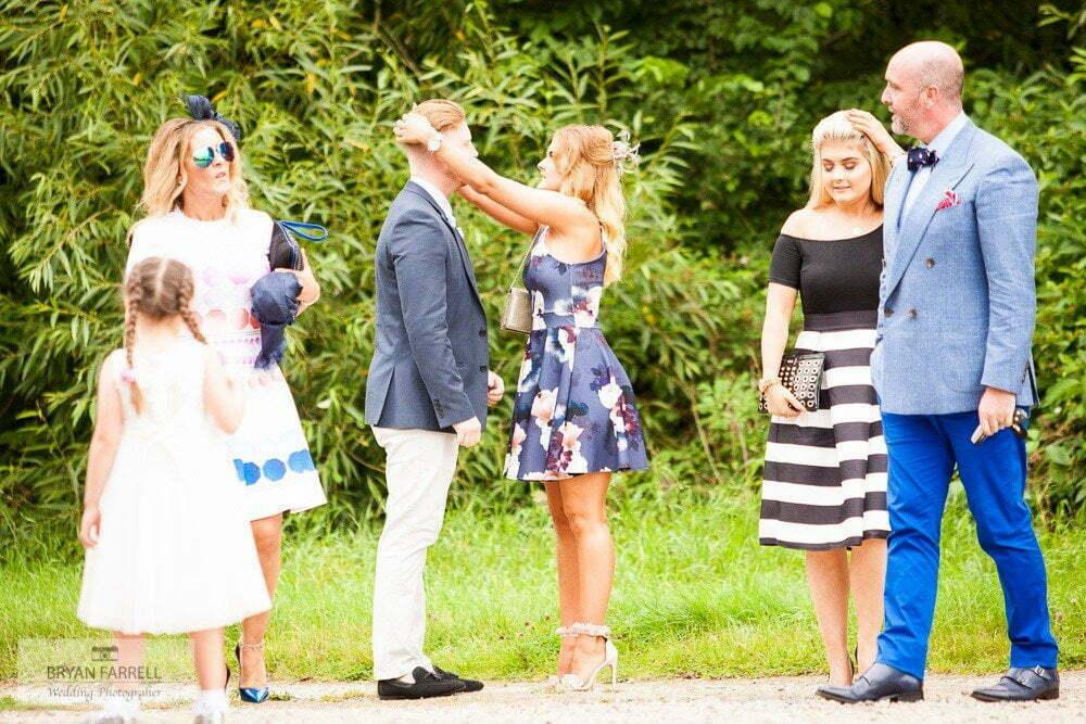 whitminster inn wedding 46