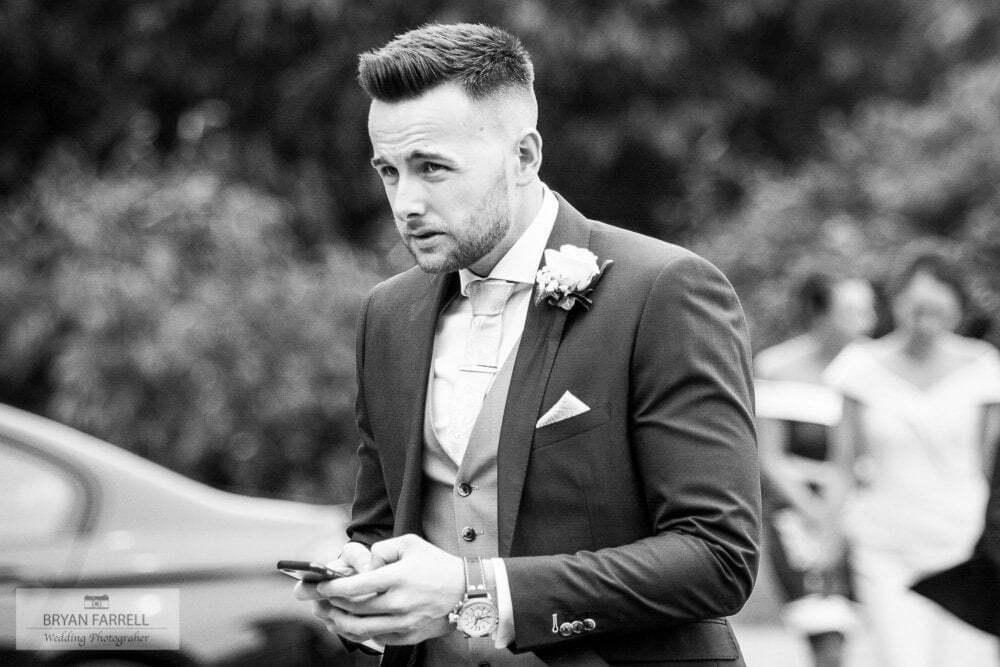 whitminster inn wedding 53
