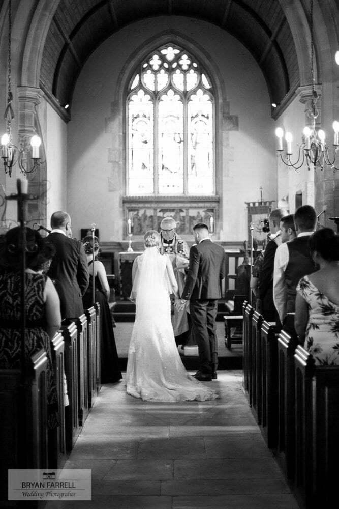 whitminster inn wedding 78