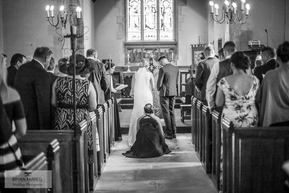 whitminster inn wedding 80