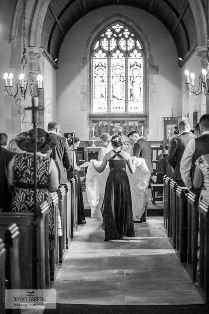 whitminster inn wedding 81
