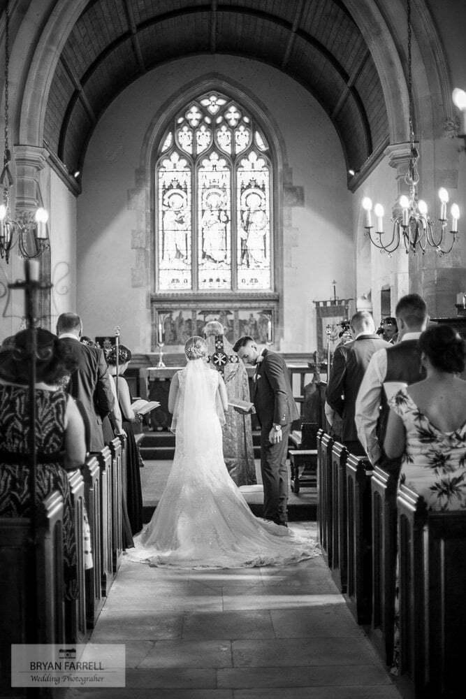 whitminster inn wedding 82