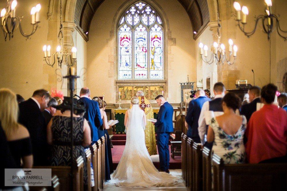 whitminster inn wedding 83