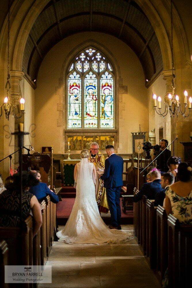 whitminster inn wedding 86