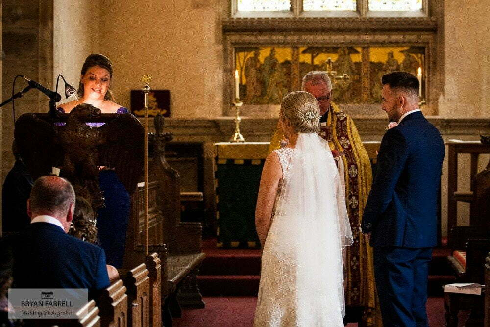 whitminster inn wedding 89