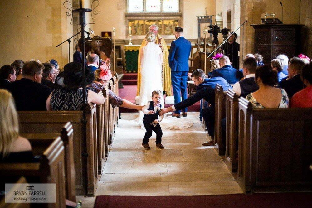 whitminster inn wedding 91